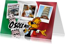 Vakantiekaarten - Vakantie Loeki in Italië - A