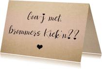 Valentijnskaarten - Valentijn Brommers Kieken