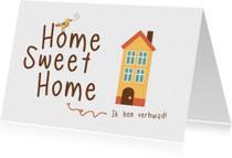 Verhuiskaarten - Verhuiskaart-Wees welkom!-LK