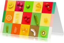 Beterschapskaarten - Vitamine-kaartje - beterschap