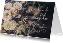 Moederdag kaarten - Voor mijn liefste moeder
