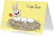 Paaskaarten - Vrolijk Pasen 3