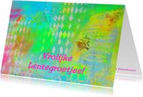 Paaskaarten - Vrolijke lentegroetjes