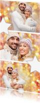 Kerstkaarten - Kerstkaart collage langwerpig 2018 - OT