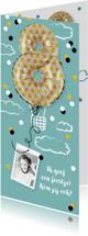 Kinderfeestjes - kinderfeestje 8 jaar luchtballon