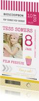 Kinderfeestjes - Kinderfeestje ticket film meisje
