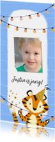 Kinderfeestjes - Kinderfeestje Tijger