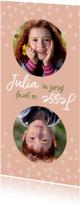Kinderfeestjes - Kinderfeestje tweeling gedraaid