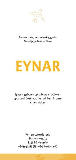 Adoptiekaartje_Eynar_SK Achterkant