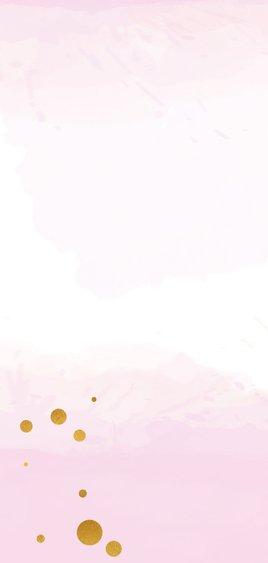 Uitnodiging verjaardagskaart feestje roze sky 2