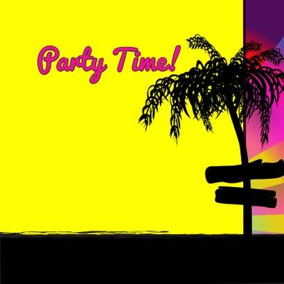 BEACHE PARTY uitnodiging 3