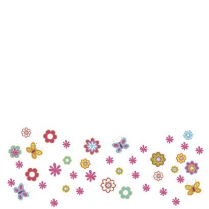 Bedankt communie bloemen 2