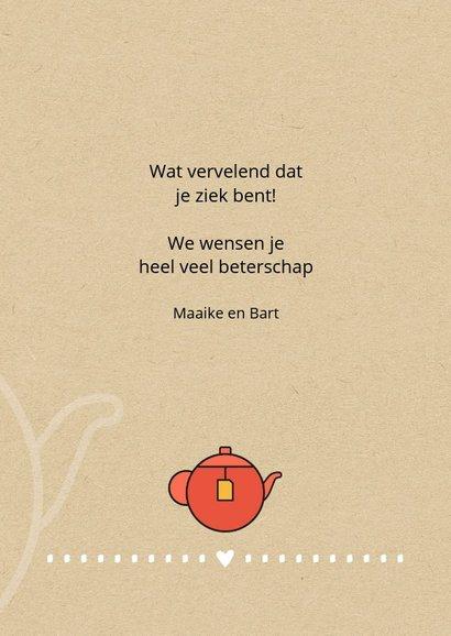 Beterschap Be tough and drink tea 3