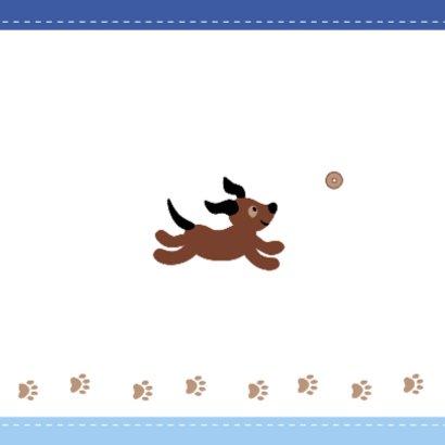Beterschap-Hond is Ziek-HK 2