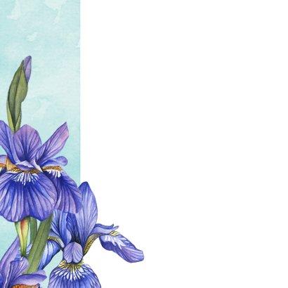 Bloemen Lisse aquarel 2