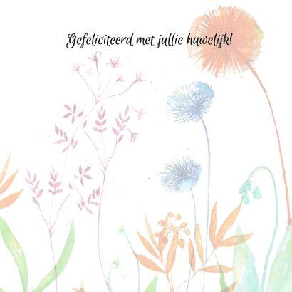 Bloemenkaart voor elk feest 3