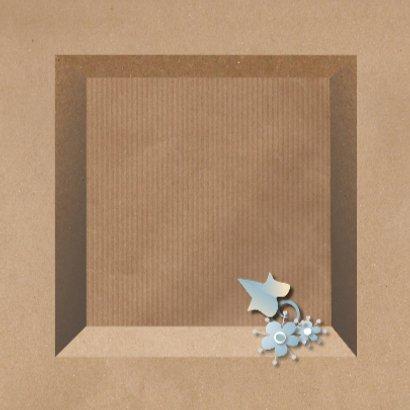 Brown Paper Box Blackbird Man 3