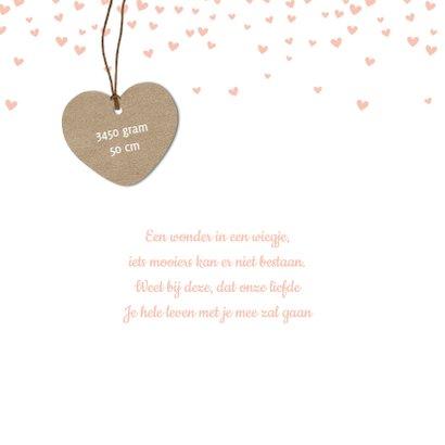 Confetti hartjes 2