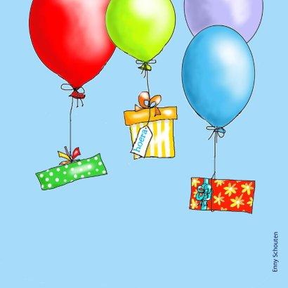 Das en vriend met ballonnen 2