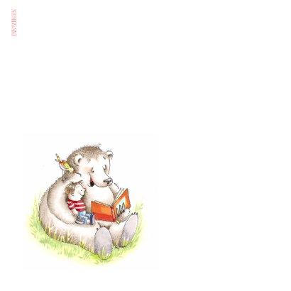 De beer leest voor 2