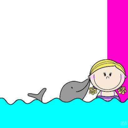 Dolfijn kusjes 3