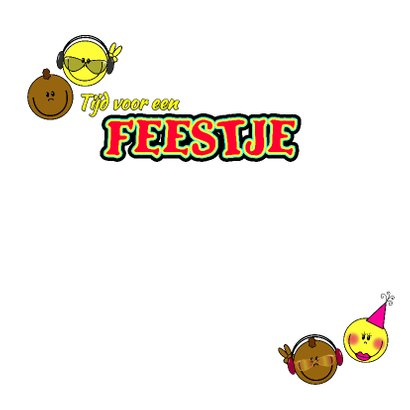 FEESTJE! Smileys disco 3