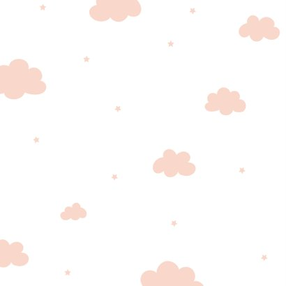 Felicitatie geboorte Meisje - Dream Big Little One 2