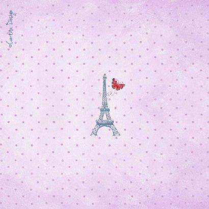 Felicitatie Illustratie Parijs 2