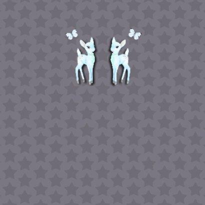Felicitatie tweeling bambi boy 2