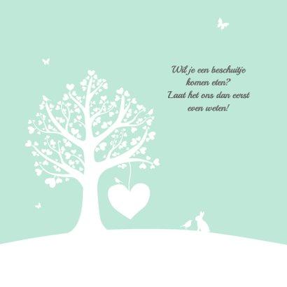 Geboorte - Hartjesboom jongen 2