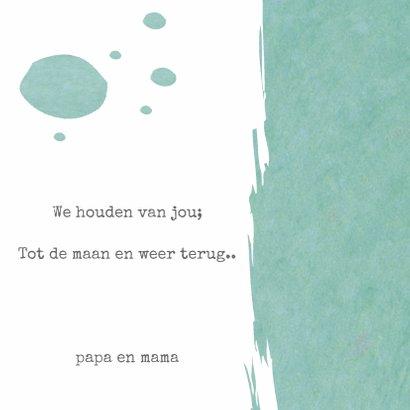 Geboorte Mats Blauwgroen 2