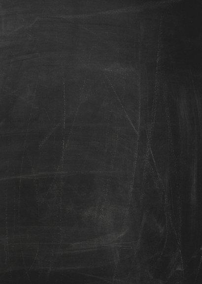 Geboorte meisje schoolbord-ByF 2