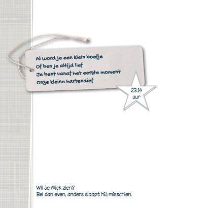 Geboortekaartje-sterren-Mick-SK 2