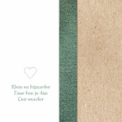 Groene hartjes en hout 2