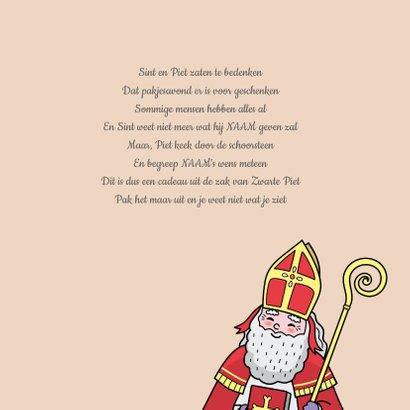 Groeten van Sint en Piet 3