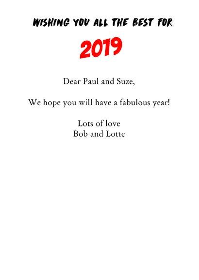 Happy 2019 internationaal 3