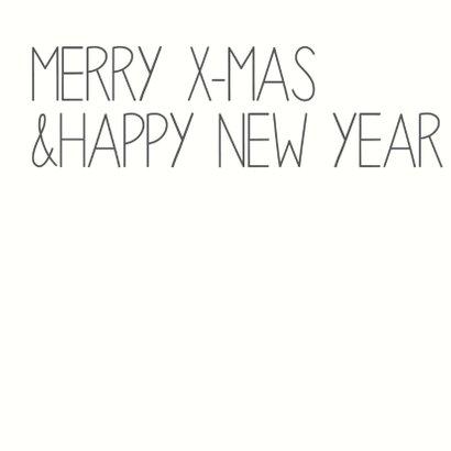 Ho, Ho, Ho Merry X-mas -BF 3