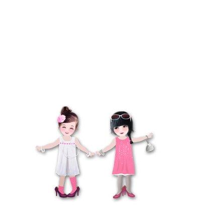 Hoera Feest met meisjes 2