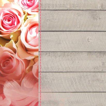 Hout rozen en veer jubileum 2