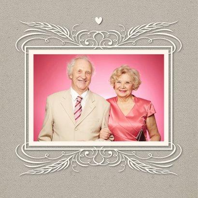 Huwelijksjubileum 60 jaar - SG 2