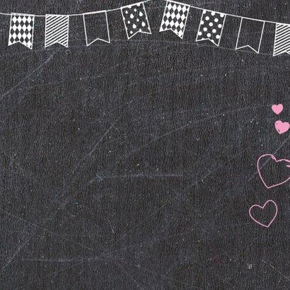 Huwelijksjubileum kaart - BF 3