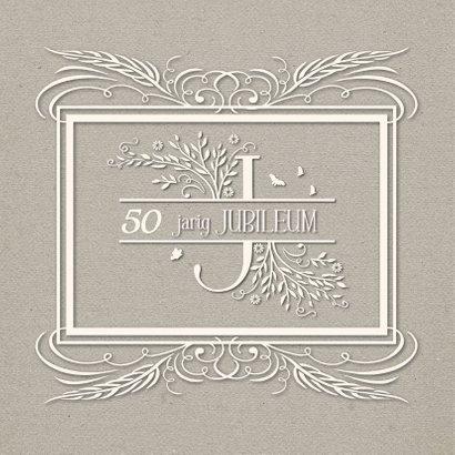 Huwelijksjubileum Papercut - SG 2