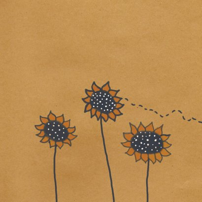 Jarig - Sunflower Birthday - MW 2