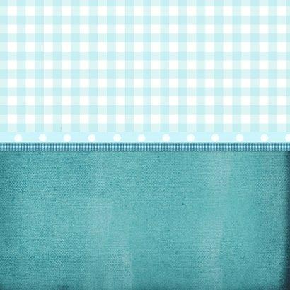 Jeans groen Communie - BK 2