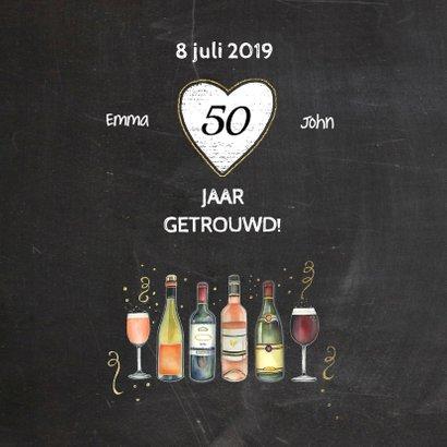 Jubileum vijftig jaar wijn 2