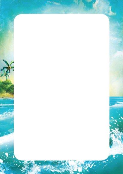 Keep Calm Summer Holiday Palm - SG 3