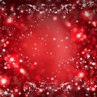 Kerstcollage rood 5 foto's - BK 2