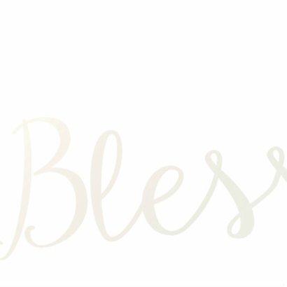 Kerstkaart Blessings - WW 2