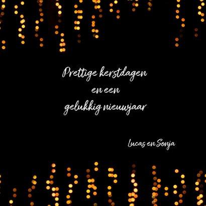 Kerstkaart Holly Jolly 3