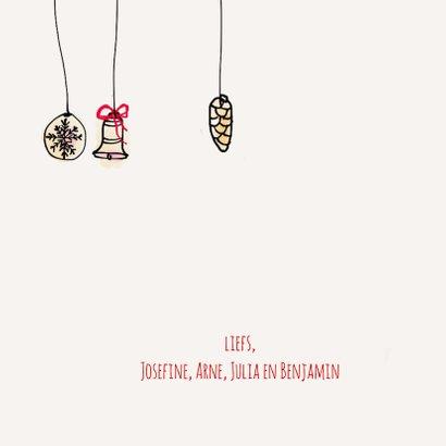 Kerstkaart Little Things 3